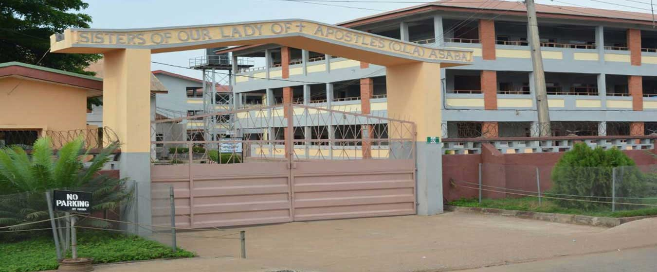 WELCOME TO REGINA MUNDI (O.L.A) PRIVATE SCHOOL, ASABA